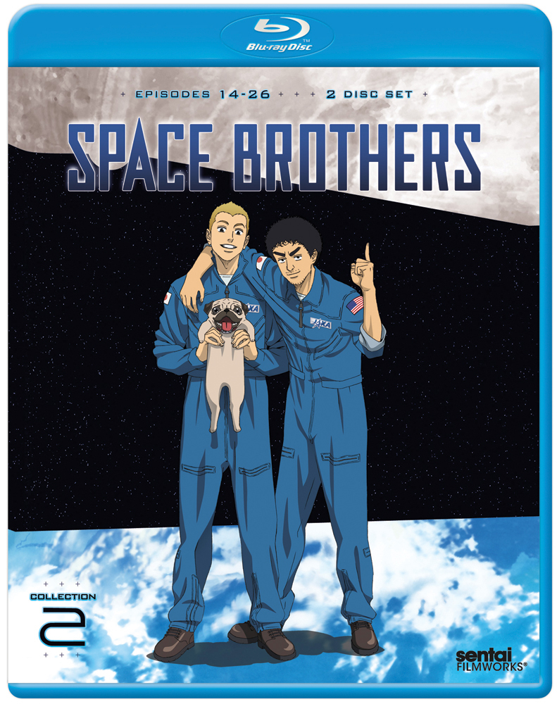 Space Brothers Collection 2 Blu-ray 814131018168