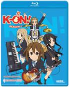 K-ON Season 1 Blu-ray