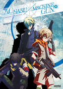 Aoharu x Machinegun DVD