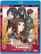 Hiiro no Kakera The Tamayori Princess Saga Season 2 Blu-ray