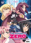 The Familiar of Zero Season 2 DVD