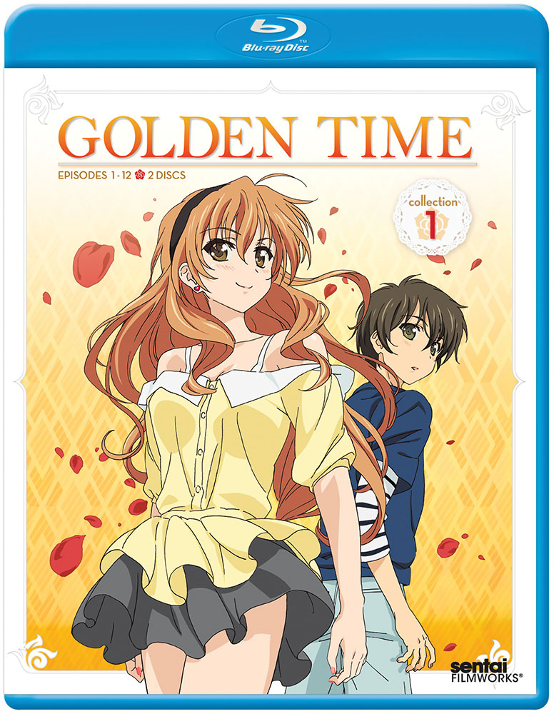 Golden Time Blu-ray Collection 1 814131018458