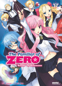 The Familiar of Zero Season 3 DVD