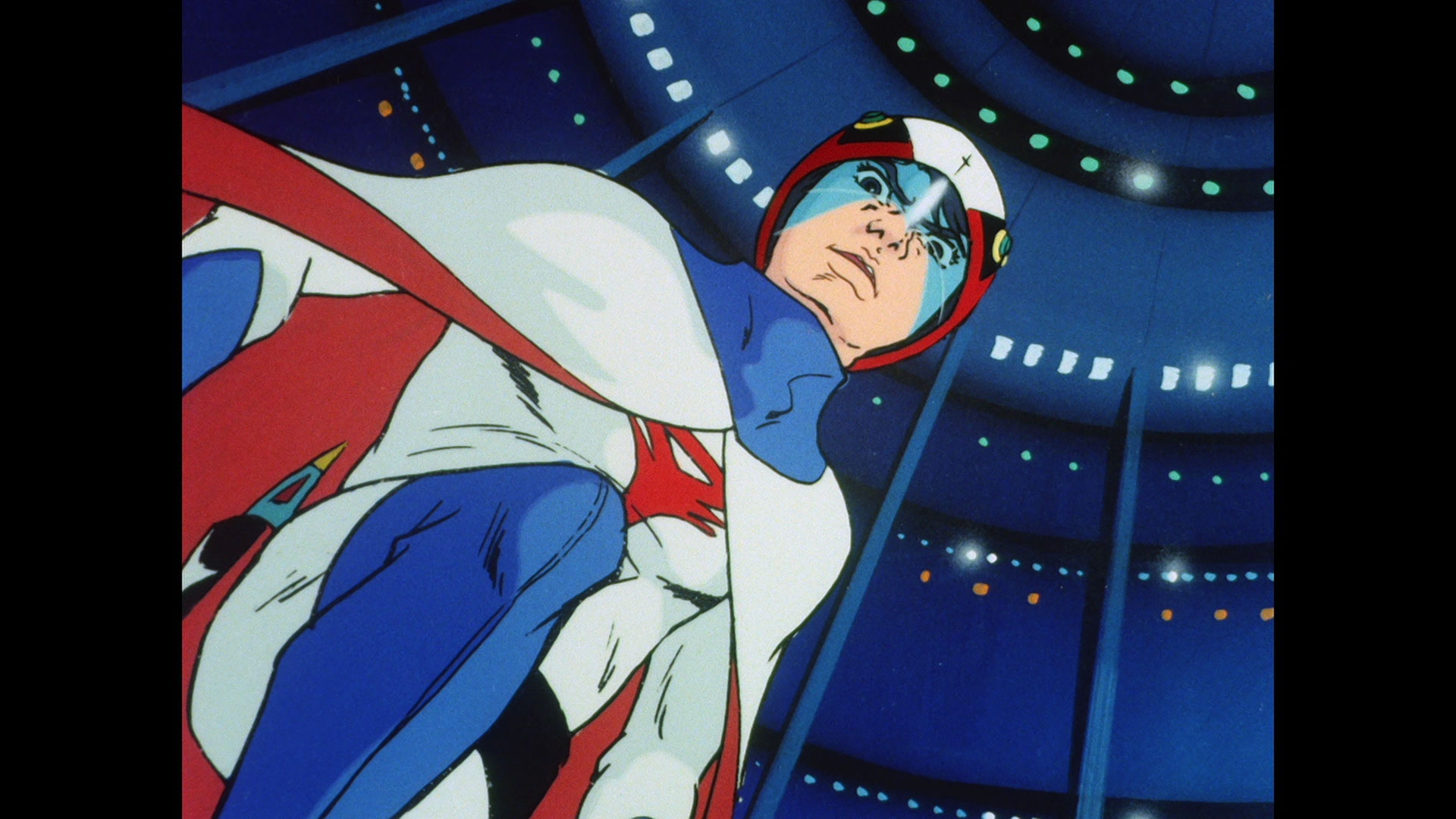 Gatchaman The Movie Blu-ray