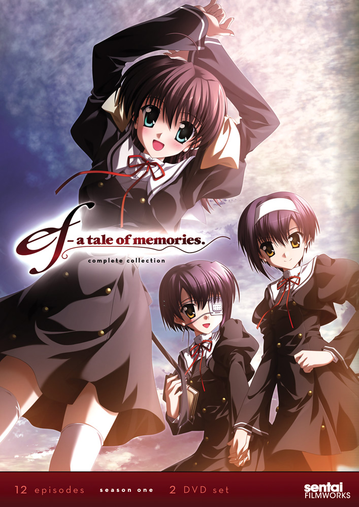 ef A Tale of Memories DVD 814131018519