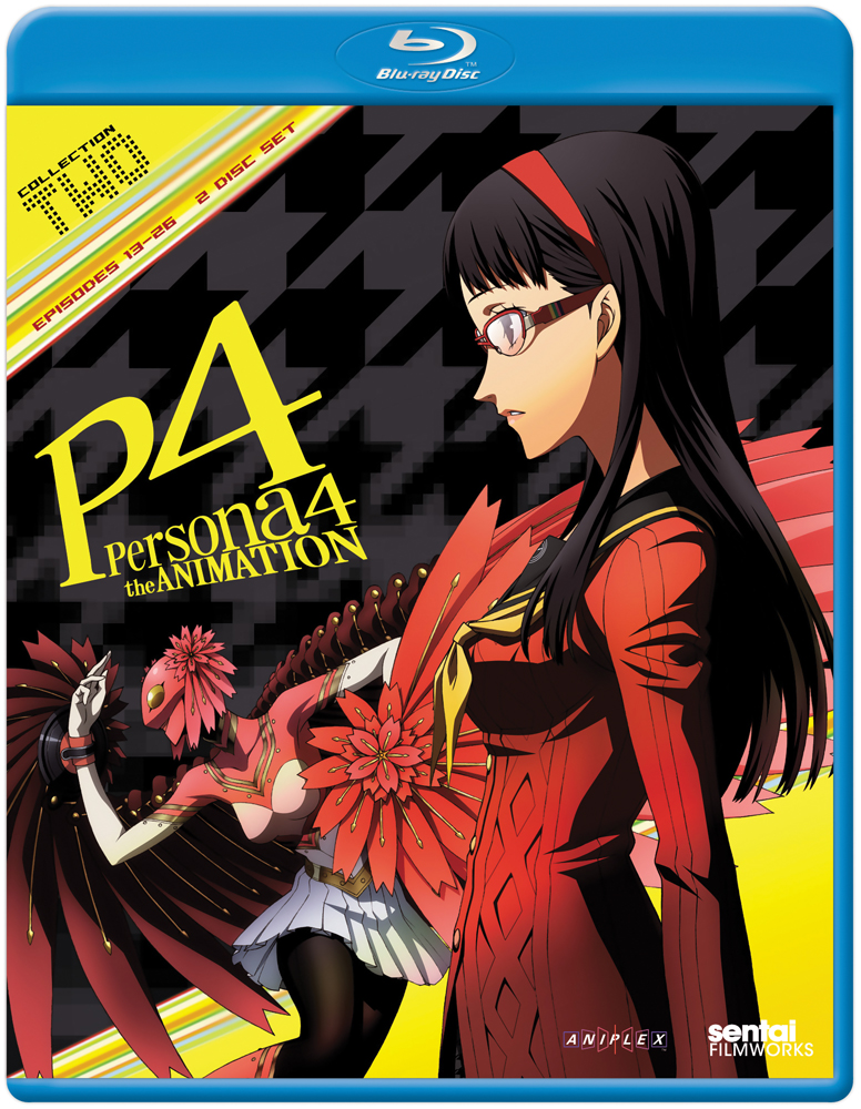 Persona 4 Collection 2 Blu-ray 814131018526
