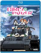 Girls und Panzer Complete TV Series Blu-ray