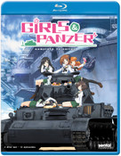 Girls und Panzer Complete TV Series Blu-ray