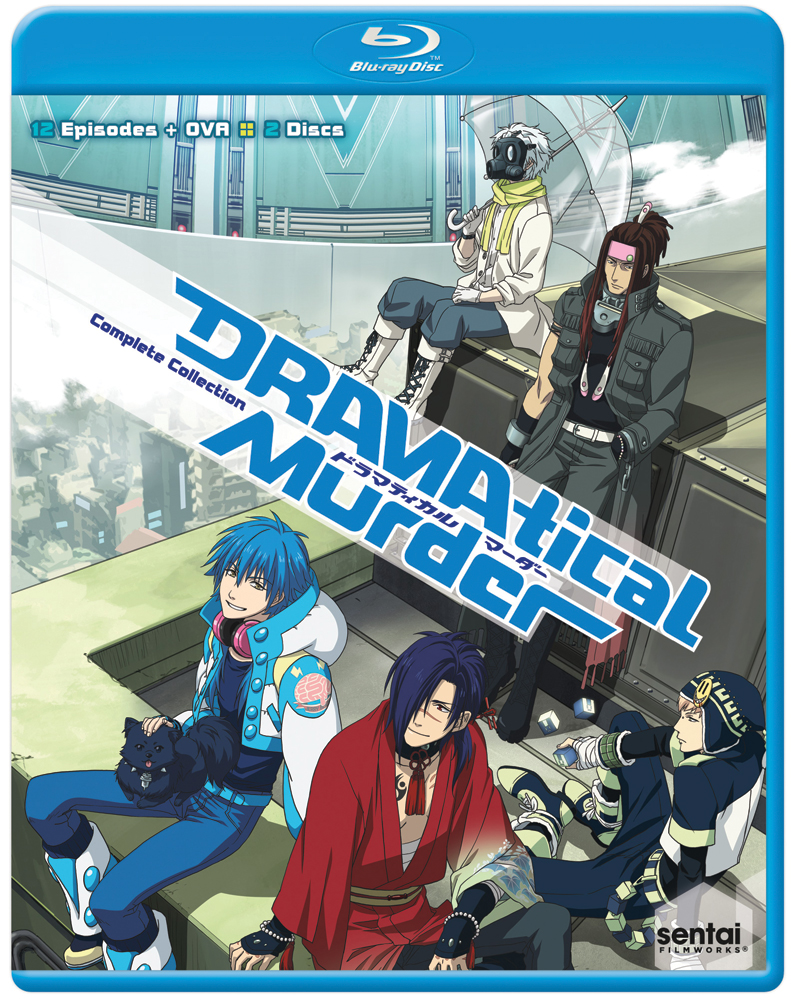 DRAMAtical Murder Blu-ray 814131018670