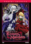 Rozen Maiden Complete Collection DVD Sentai Selects