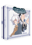 Is It Wrong to Try to Pick Up Girls in a Dungeon? Premium Edition Box Set Blu-ray/DVD