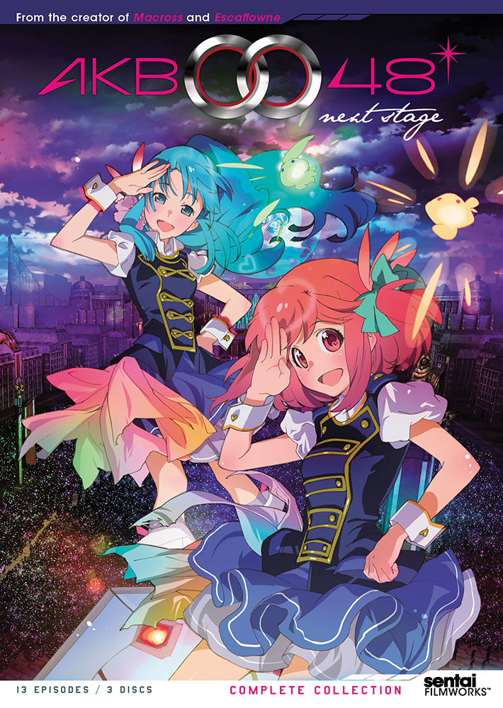 AKB0048 Next Stage (Season 2) DVD 814131018748