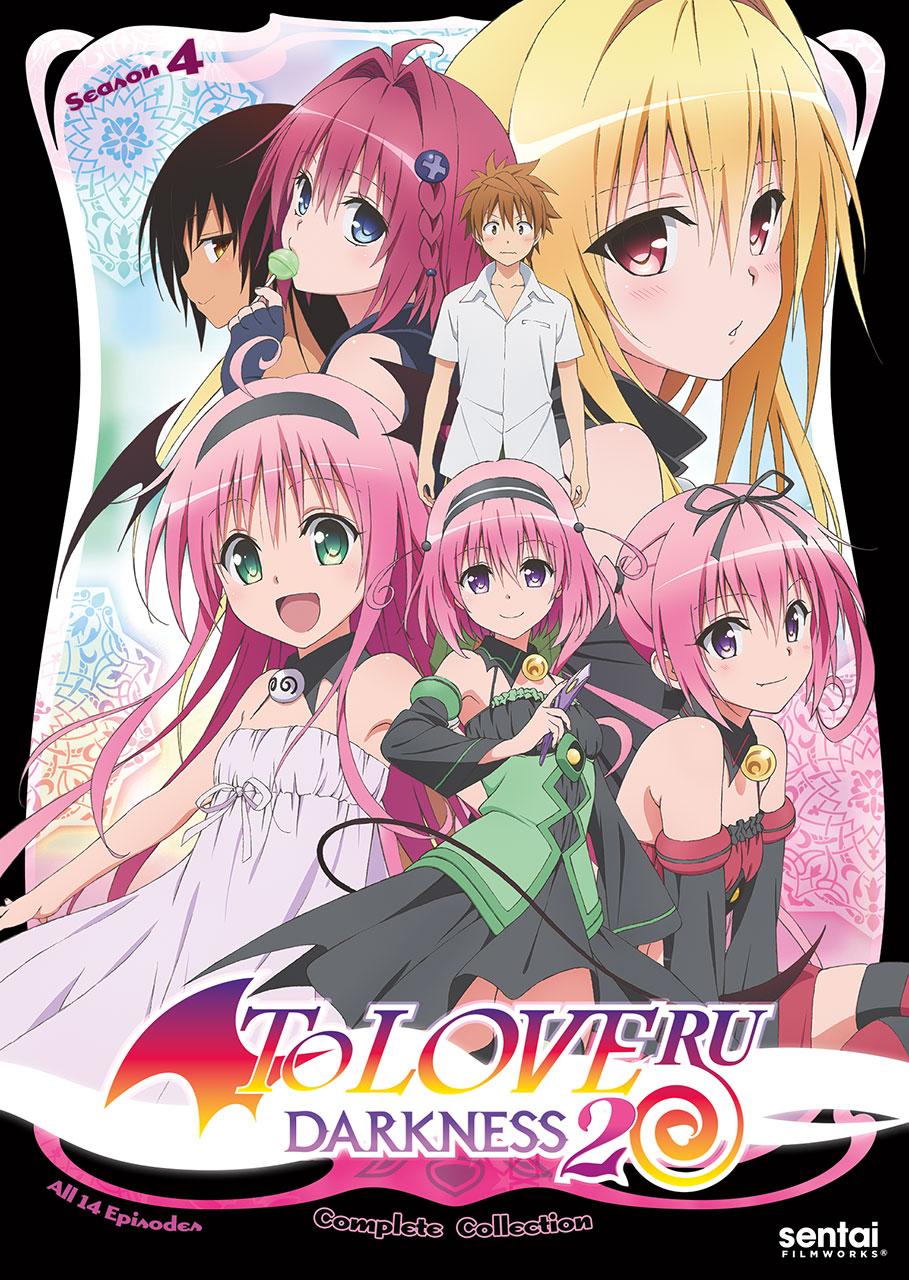 To Love Ru Darkness 2 DVD 814131018885