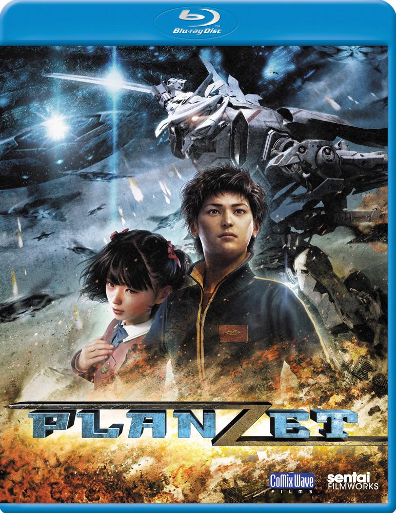 Planzet Blu-ray