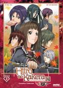 Hiiro no Kakera The Tamayori Princess Saga Season 2 DVD