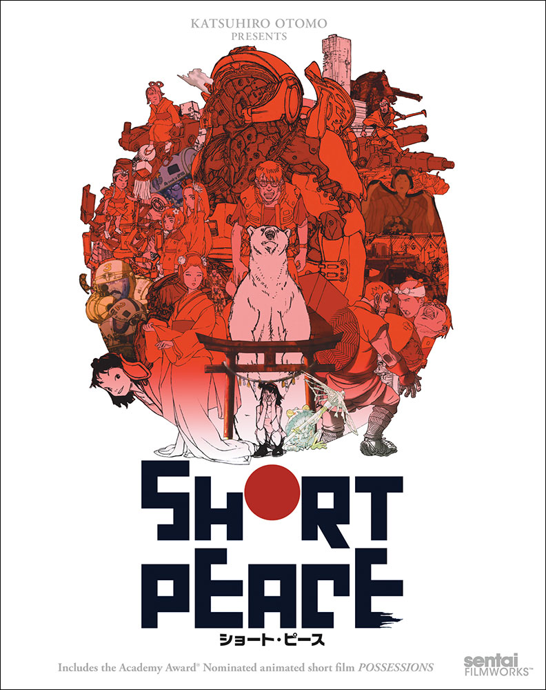 Short Peace Blu-ray 814131019059