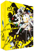Persona 4 The Animation Collector's Edition Blu-ray/DVD