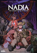 Nadia The Secret of Blue Water DVD
