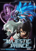 Majestic Prince Collection 1 DVD