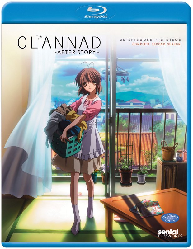 Clannad After Story Complete Collection Blu-ray 814131019219