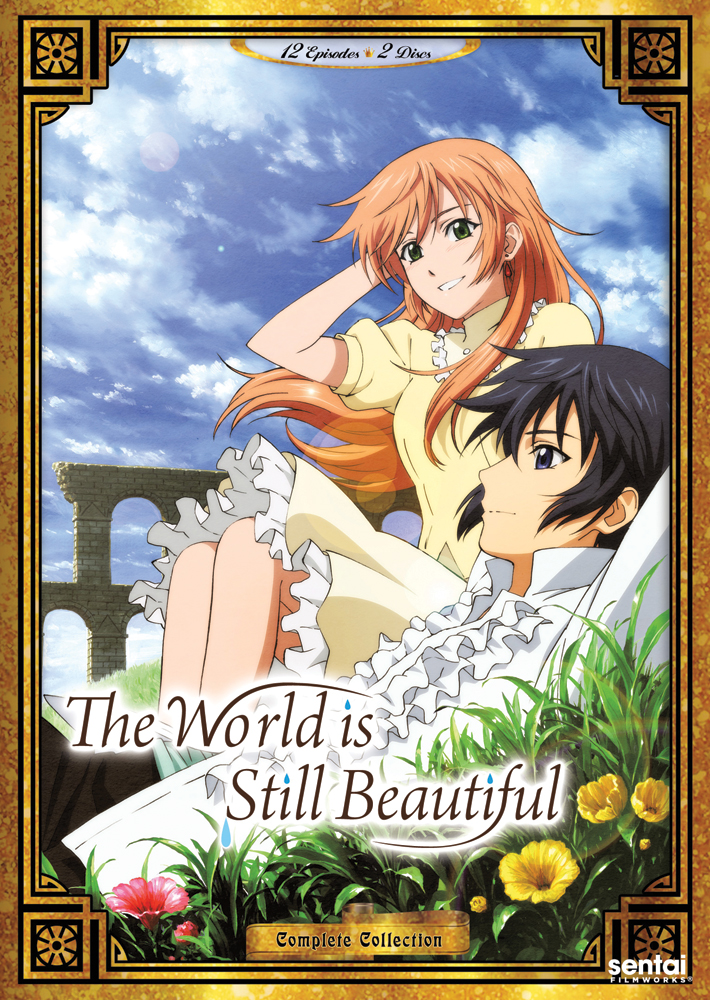 The World Is Still Beautiful DVD 814131019370