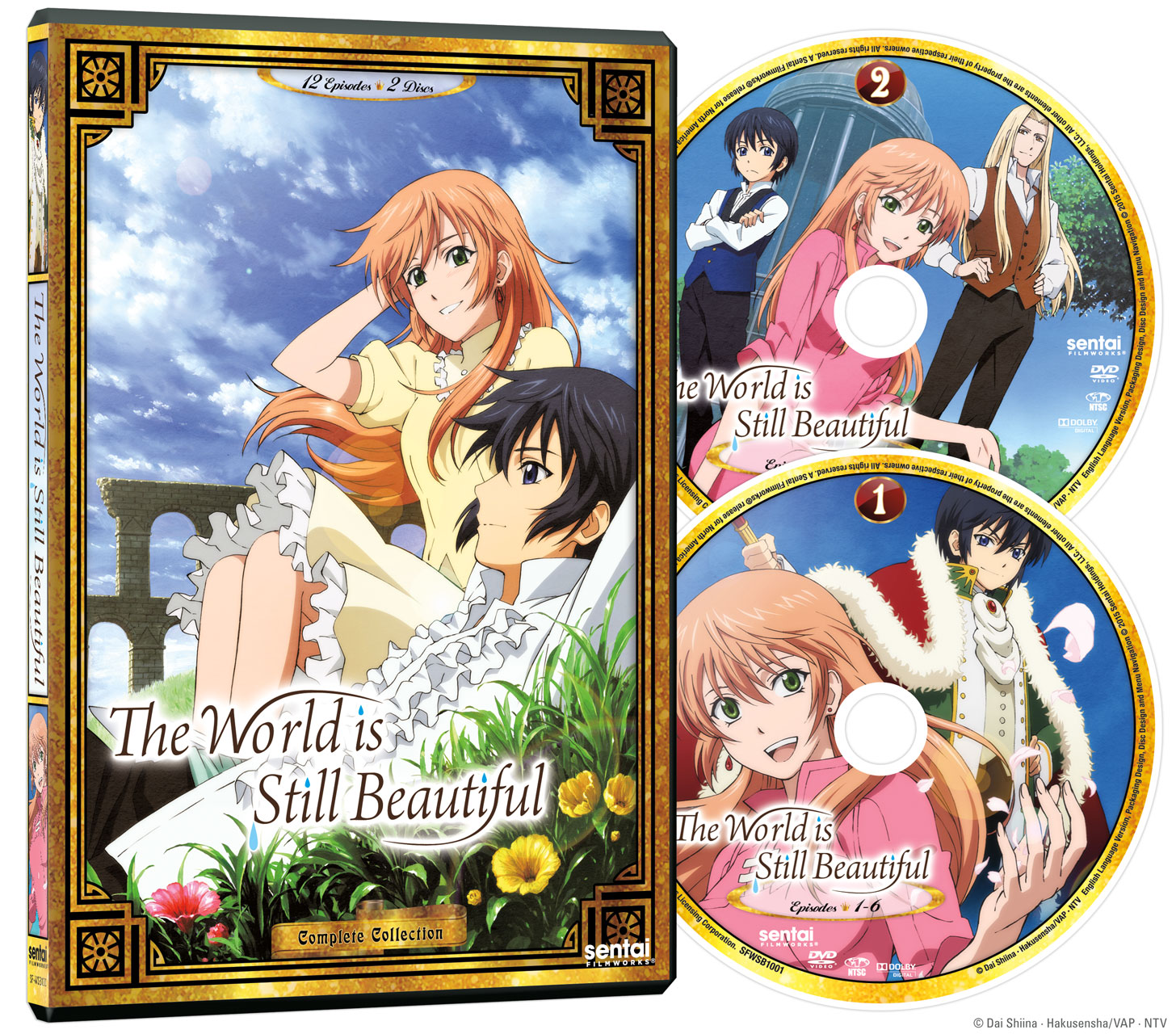 The World Is Still Beautiful DVD