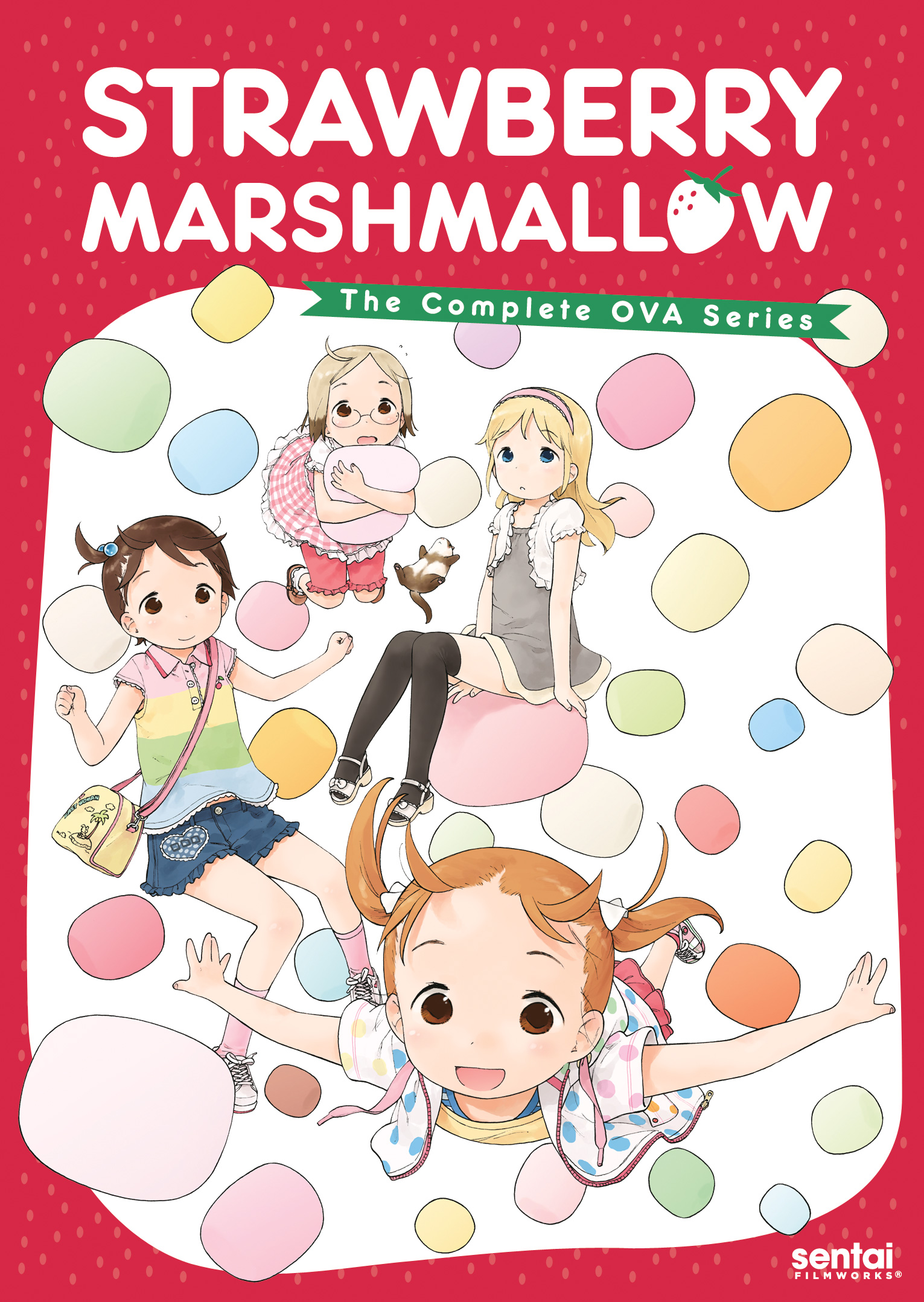 Strawberry Marshmallow OVA DVD 814131019387