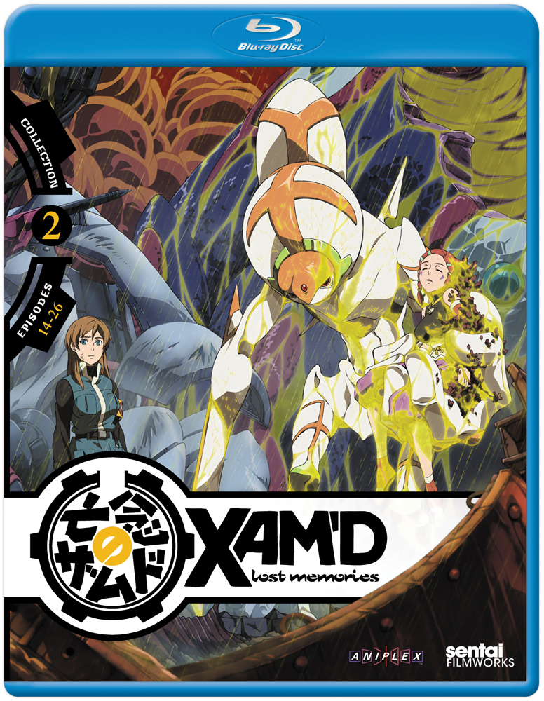 Xam'd Collection 2 Blu-ray 814131019400