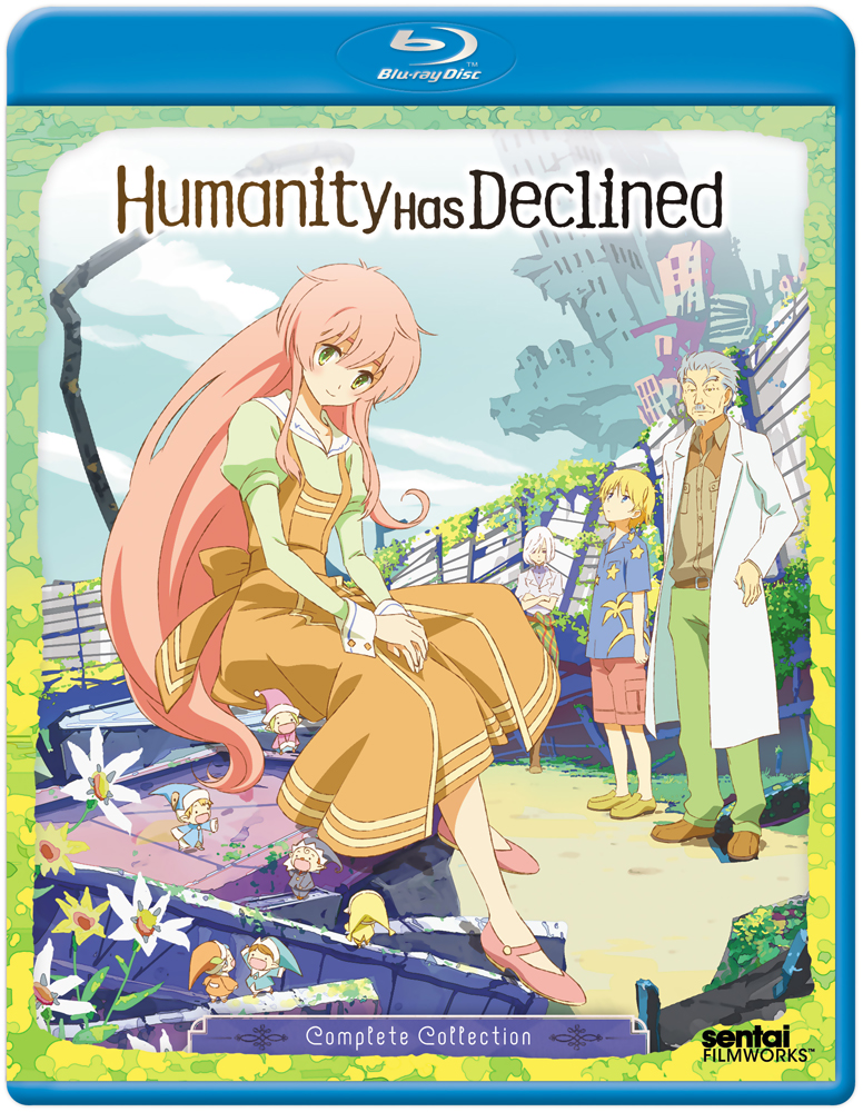 Humanity Has Declined Blu-ray 814131019448