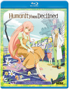 Humanity Has Declined Blu-ray
