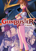 Gunbuster The Movie DVD