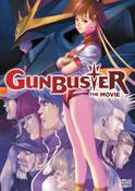 Gunbuster The Movie DVD