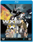 Patlabor WXIII Movie 3 Blu-ray