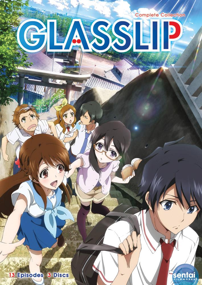GLASSLIP DVD