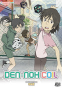 Den-noh Coil Collection 1 DVD