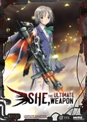 She The Ultimate Weapon DVD