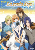 La Corda D'Oro Blue Sky Season 2 DVD
