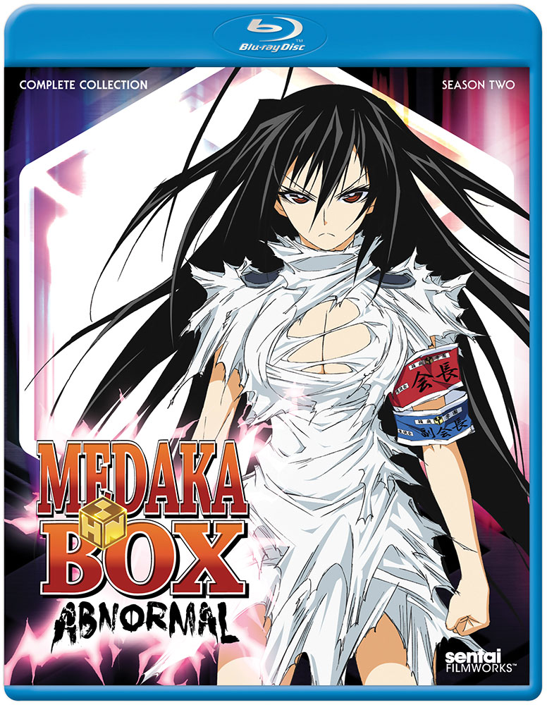 Medaka Box Abnormal Blu-ray 814131019745