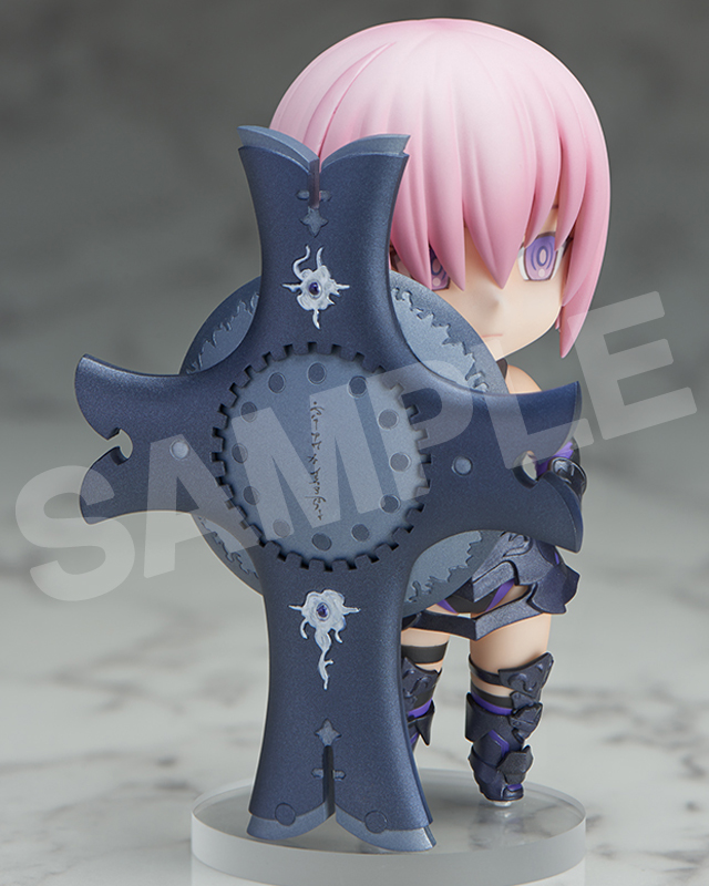 Shielder Mash Kyrielight Fate/Grand Order CHARA FORME PLUS Figure