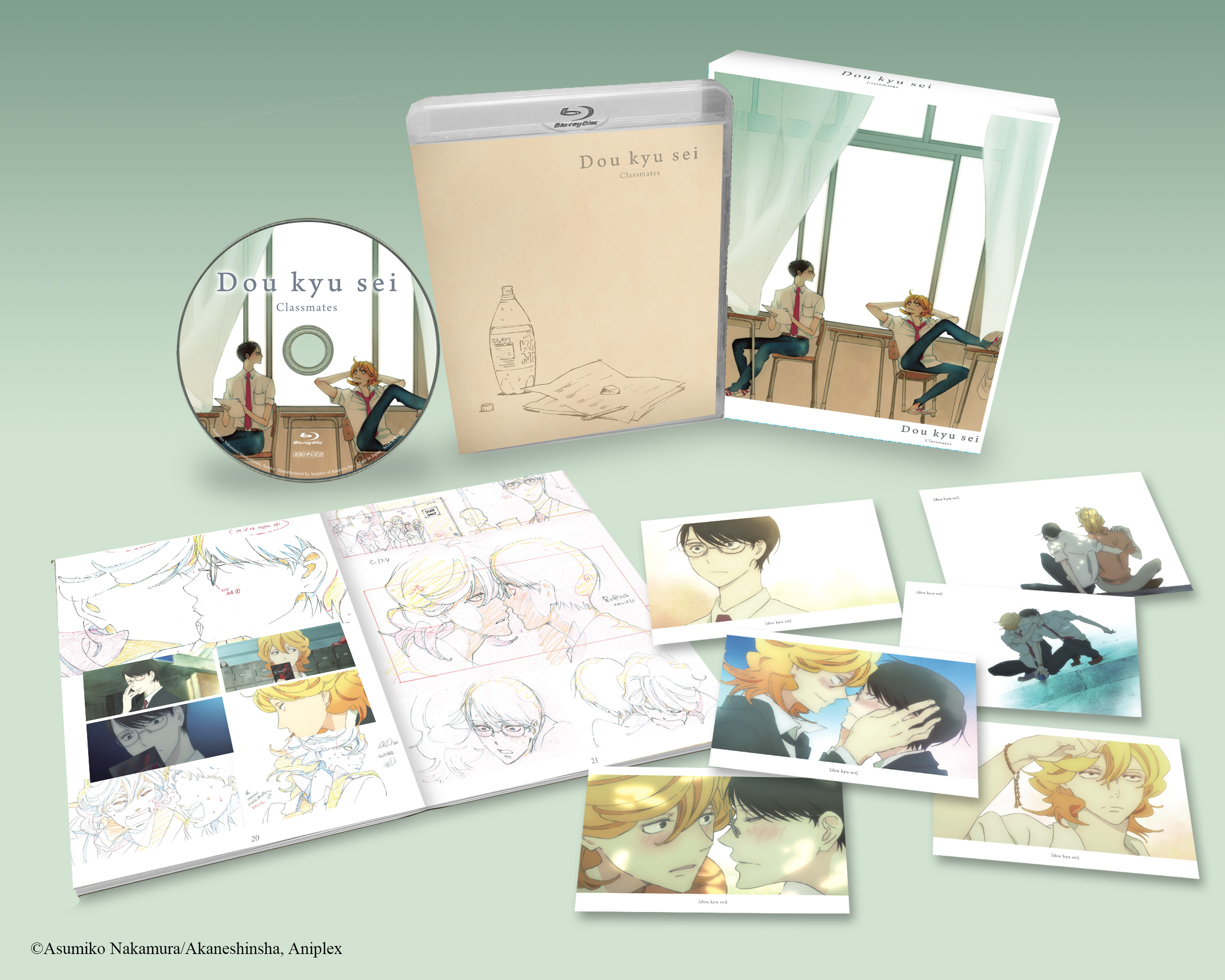 Doukyusei Classmates Blu-ray