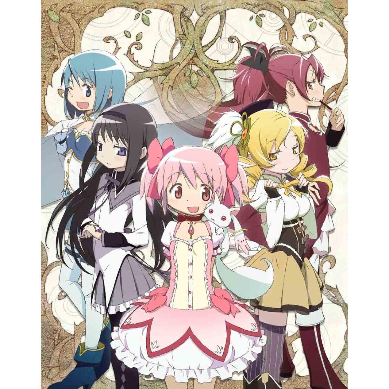 Puella Magi Madoka Magica TV Box Set Blu-ray 816546020248