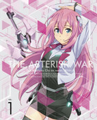 The Asterisk War Volume 1 Limited Edition Blu-ray
