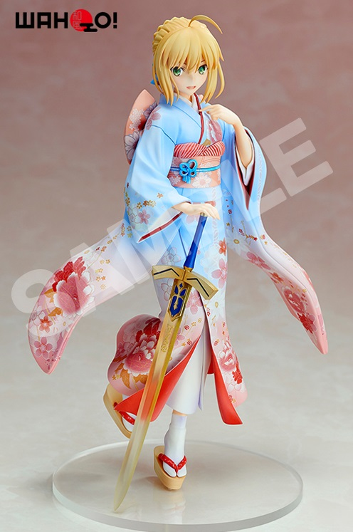 Saber Kimono ver Fate/stay night Figure