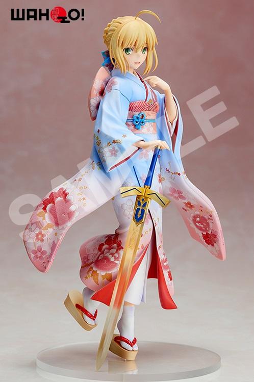 Saber Kimono ver Fate/stay night Figure 816546020491