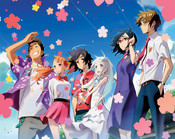Anohana The Flower We Saw That Day TV Series Box Set Blu-ray