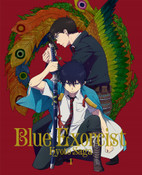 Blue Exorcist Kyoto Saga Volume 1 Blu-ray