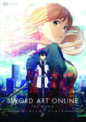 Sword Art Online the Movie Ordinal Scale DVD