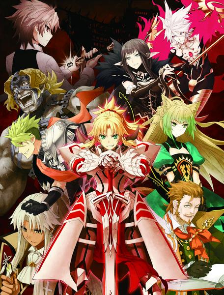 Fate/Apocrypha Box Set 2 Blu-ray