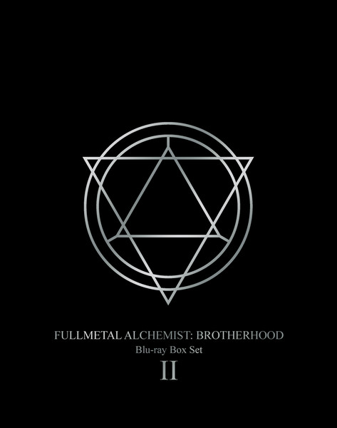 Fullmetal Alchemist Brotherhood Box Set 2 Blu-ray