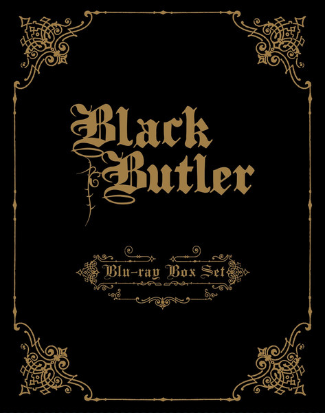 Black Butler Complete Box Set Blu-ray